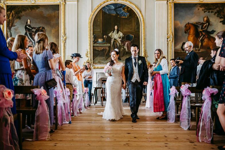 Hochzeitsfotograf Schloss Schleissheim