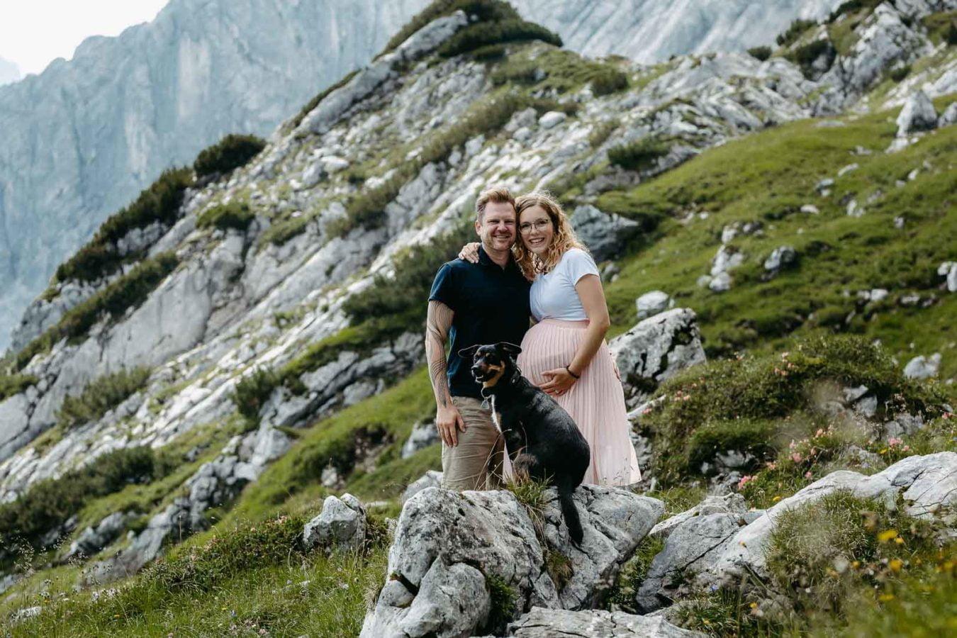 Babybauchshooting Alpspitze 2
