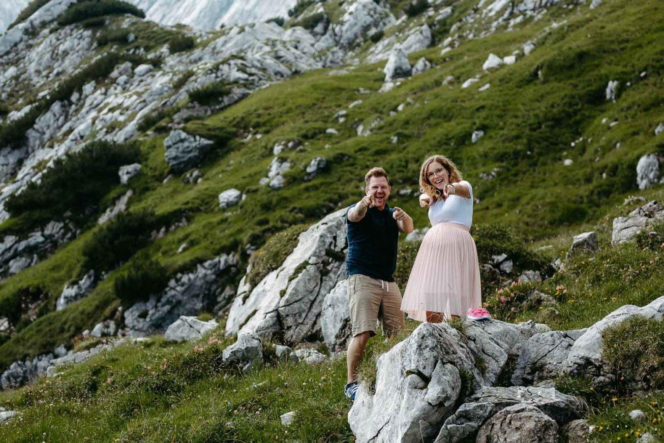 Babybauchshooting Alpspitze 4