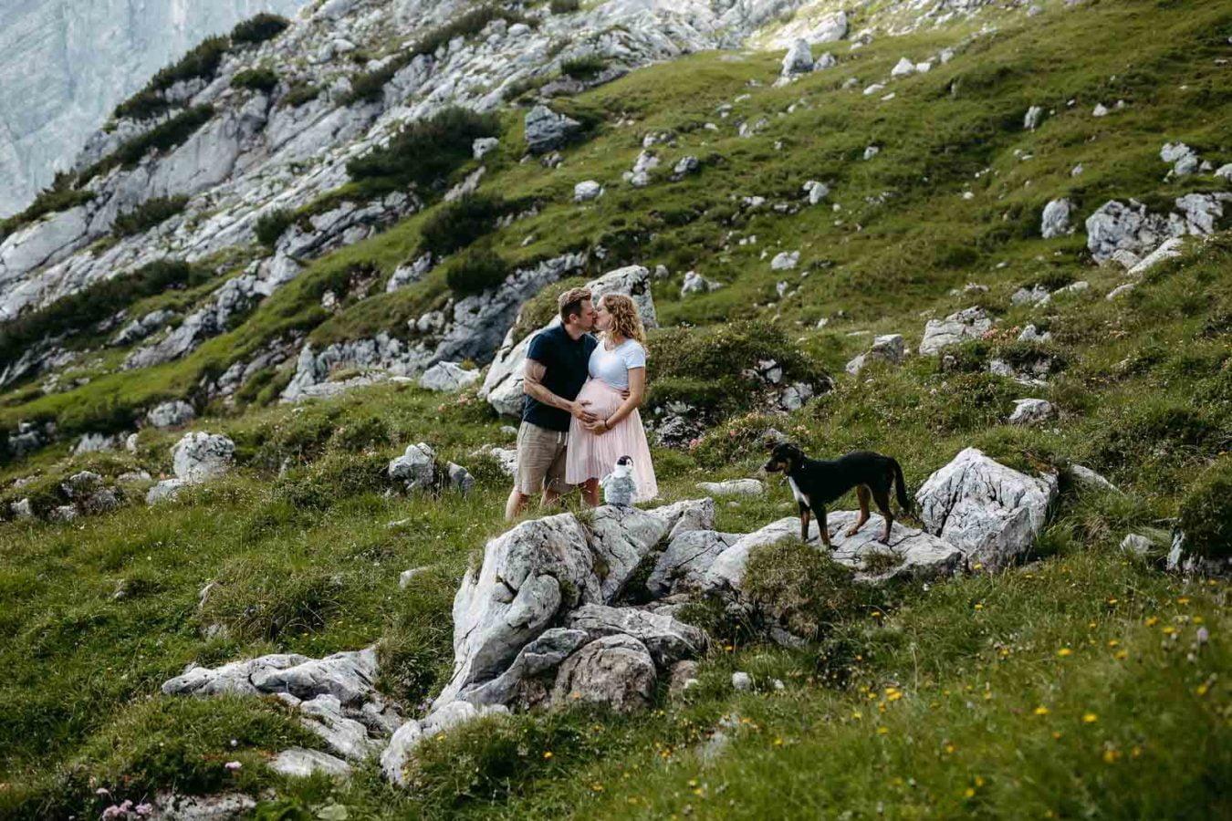 Babybauchshooting Alpspitze 11