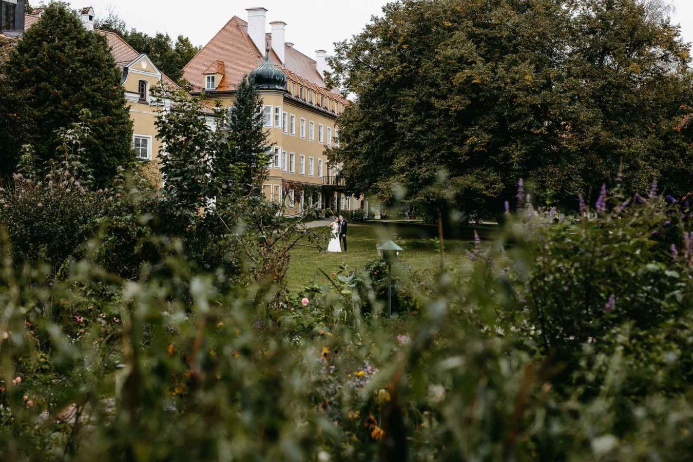 Schloss Blumenthal 1